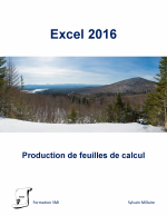 Tableur Excel 2013